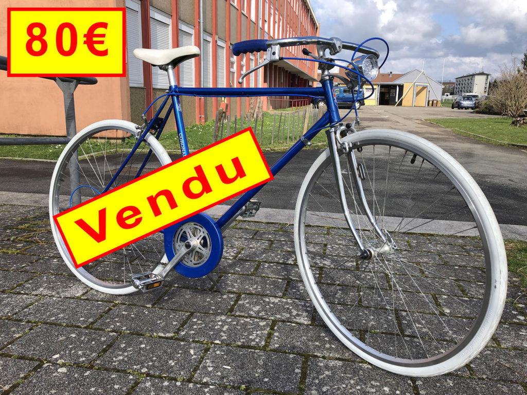 Vélo d'occasion belfort
